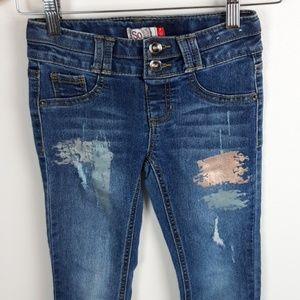 SO Girls' Skinny Jeans